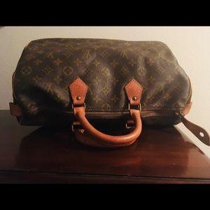 Handbags - vintage louis vuitton speedy 30